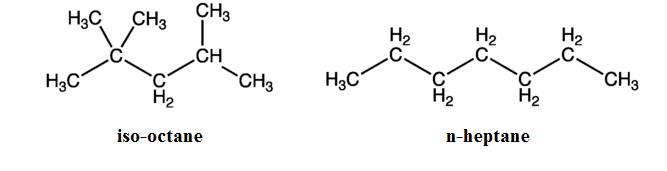 ایزو اکتان - فرمول شیمیایی ایزو اکتان - عدد اکتان -